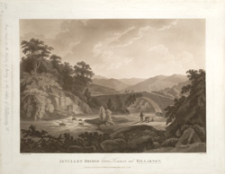 Artulley Bridge between Kenmare and Killarney